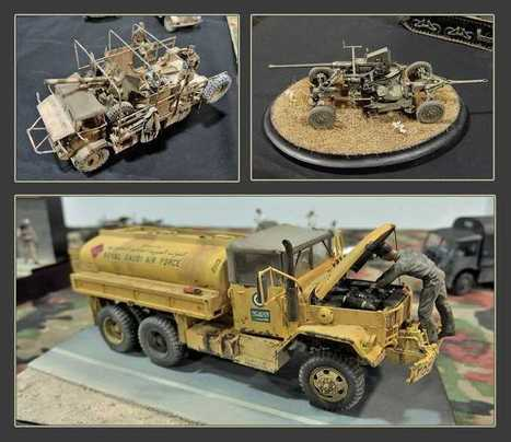 Model Exhibition Ried 2016 | Military Miniatures H.Q. | Scoop.it