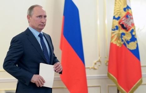 Vladimir Putin to European Politicians: 'We Urgently Need to Stabilize Ukraine's Economy' | Saif al Islam | Scoop.it