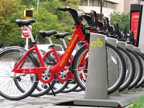 Bike Sharing is Coming to San Francisco and Silicon Valley | San Francisco Travel | Scoop.it