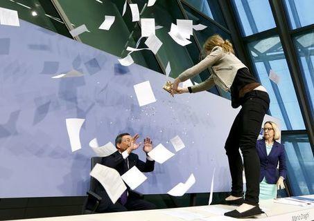 La BCE poursuit ses mesures de soutien massif à l'économie | Economie Responsable et Consommation Collaborative | Scoop.it