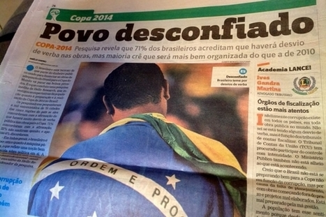 Vislumbran brasileños corrupción en inversión de estadios - Medio Tiempo.com | mundial 2014 | Scoop.it