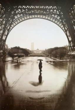 Face of Paris Optical Illusion | Mighty Optical Illusions | Scoop Photography | Scoop.it