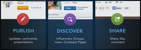 Linkedin rachète Pulse : un pas de plus vers une plateforme de médias d'affaires | Digital Martketing 101 | Scoop.it