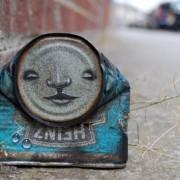 The Can Man Makes Urban Art | Artsnapper | Best Urban Art | Scoop.it