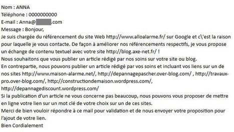Petit bêtisier d'agence web 2014 > Blog AxeNet | Actu. SEO et Référencement | Scoop.it