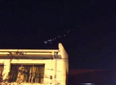 Reentrada de satélite filmada na Argentina   Ciência e ufologia   Scoop.it