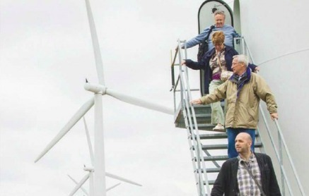 Wind of change: How 2013 turned up the heat on community energy production - Co-Operative News | community wind projects | Scoop.it