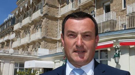 La Baule - Franck Marie, le nouveau directeur de l'hôtel-thalasso Le Royal | Actus en Bretagne Plein Sud | Scoop.it