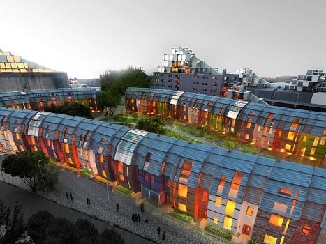 [Riga, Latvia] Evgeni LEONOV architects Leonov.   The Architecture of the City   Scoop.it