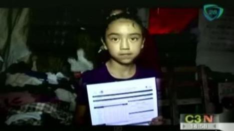 La niña mexicana de matrícula de honor que vive en la calle y no tiene beca | EDUCuestionadores - Historias del día | Scoop.it