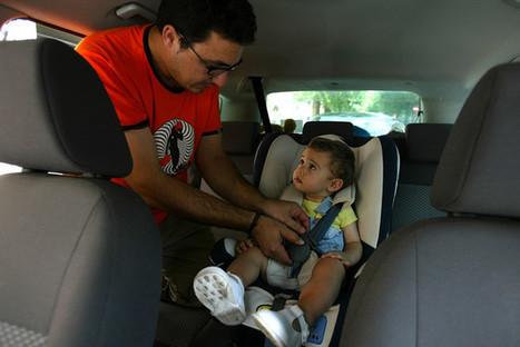 El 37% de sistemas de retención infantiles para el coche suspende | La Mejor Educación Pública | Scoop.it