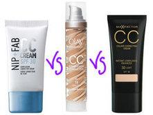 CC Cream beauty reviews: Maxfactor vs Nip + Fab vs Olay - Sugarscape | CC-Cream | Scoop.it