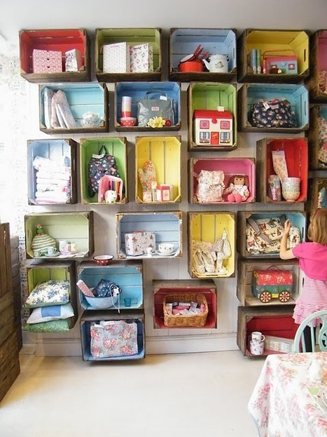 Atelier Decor: *petites chambres* | Home Improvement and DIY | Scoop.it
