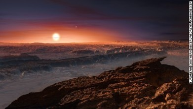 Earth-like planet discovered orbiting sun's neighbor - CNN Video   Chain Letters from above   Scoop.it