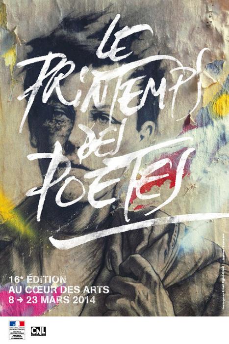 Le Printemps des Poètes | Le mot de la librairie canopé  Besançon | Scoop.it
