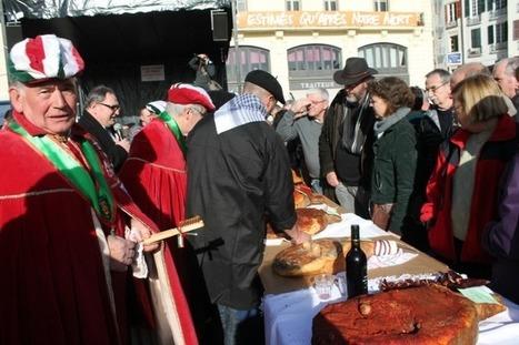 L'attractivité de la Foire au jambon de Bayonne se développe | Agriculture Aquitaine | Scoop.it