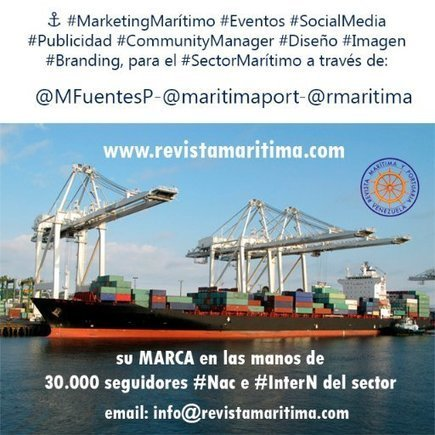 MK Digital para el #SectorMarítimo Mundial | SECTOR ACUATICO | Scoop.it
