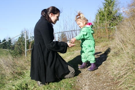 Preschool focuses on the outdoors | Outdoor Early Learning | Scoop.it