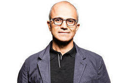 Who will head Microsoft after Ballmer? India's Satya Nadella a possibility - The Times of India   eBusiness in India   Scoop.it