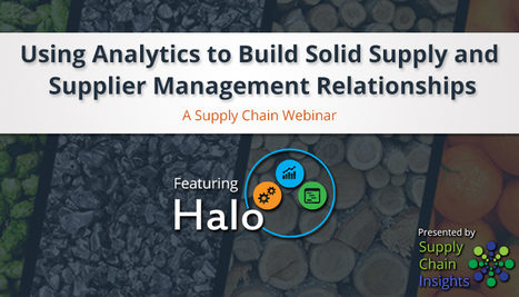Building Solid Supply & Supplier Management Relationships | Information and Insights from Halo Business Intelligence | Scoop.it
