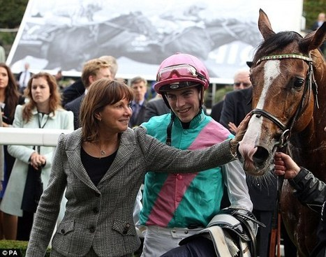 Noble Mission delivers an emotional victory for Lady Cecil | Horse Racing News | Scoop.it