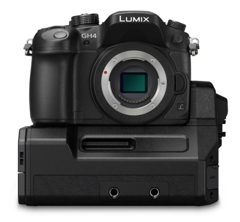 HOT! New Panasonic GH4k to knock socks off the DSLR video market | planet5D DSLR video news and more! | Video Tech Toys | Scoop.it