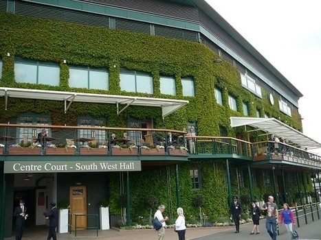 Wimbledon has a new IT infrastructure for 2012 - The technology behind the Wimbledon tennis championships   Smart ICT use in business   Scoop.it