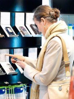 Les nouvelles technologies séduisent les femmes et rendent méfiants les jeunes | Numérique et économie | Scoop.it