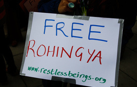 Concentration Camps and Systematic Rape - Rohingya Under Persecution | Human Rights and the Will to be free | Scoop.it