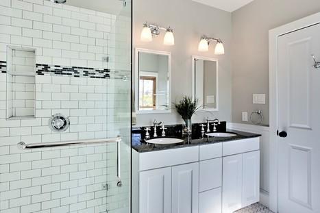 Breaking Bathroom Basics: Glass Shower Doors for Indianapolis Homes | Suburban Glass | Scoop.it