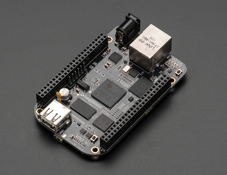 HOWTO: GSM Base Station with the BeagleBone Black, Debian GNU/Linux and a USRP | Arduino, Netduino, Rasperry Pi! | Scoop.it