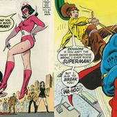 Superman in Bondage: The Kinkiest Kryptonian Comics Covers Ever Published! | Comic Books | Scoop.it