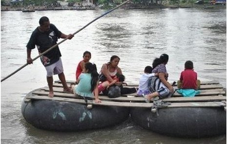 """A Central American view of the child migrant solution: The """"Beast"""" and the ... - DigiNews   CRC toolbox   Scoop.it"""