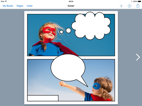 How can we use comics in the classroom? - via @BookCreatorapp | Education and Leadership | Scoop.it