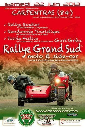 Le RALLYE GRAND SUD (News et Actu - Route) | Auto , mécaniques et sport automobiles | Scoop.it