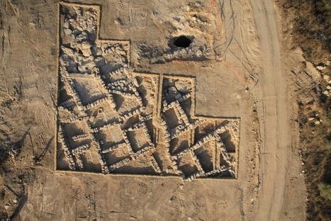 Mystery Ancient Village Discovered Near 'Burma Road' Leading to Jerusalem - International Business Times UK | Ancient History | Scoop.it