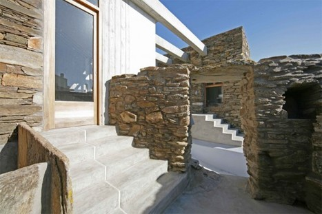 House in Tinos / mX Architecture | Idées d'Architecture | Scoop.it