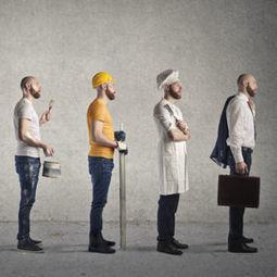 Le marché du travail va changer. Préparez-vous dès aujourd'hui | Quatrième lieu | Scoop.it