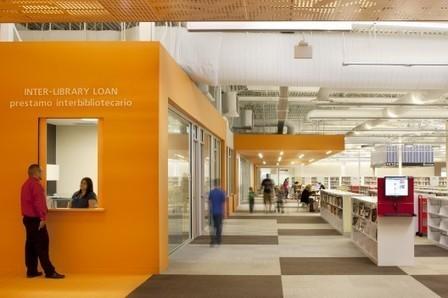 McAllen Main Library / Meyer Scherer & Rockcastle | architecture | Scoop.it