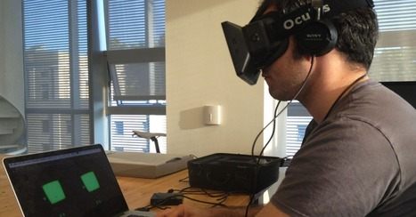 Oculus Rift Meets the iPhone for 'Neuromancer' Inspired Game | science, technology, south africa, rhodes university, grahamstown, rhodes university journalism, gadgets, environment, | Scoop.it