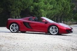 Review: 2013 McLaren 12C Spider | Mclaren P1 | Scoop.it