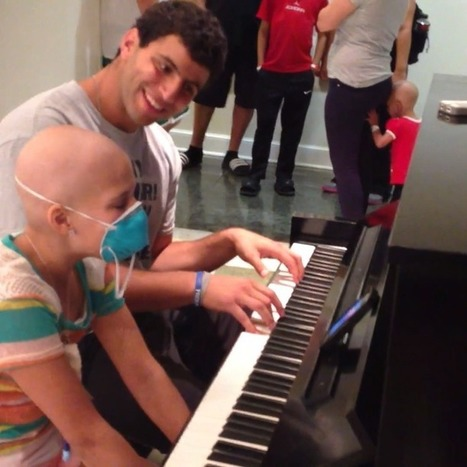 Cancer Patient Performs Heartwarming Duet With College Quarterback | Digital-News on Scoop.it today | Scoop.it
