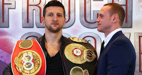 Froch v Groves: Watch Sky Sports' build-up shows across the week - SkySports | Live Website Chat Supprot Services | Scoop.it