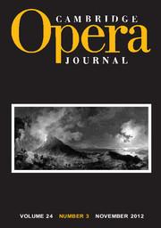 Cambridge Journals Online - Abstract | Mozartiana | Scoop.it
