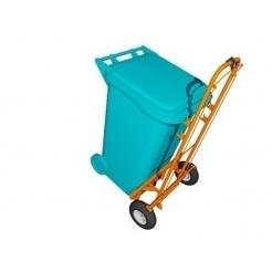 WheelieSafe - Bin Trolley, Handtruck | Bin Handling Trollies | Scoop.it