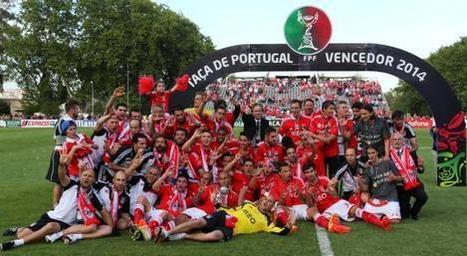 Benfica conquista Taça de Portugal e fecha com chave de ouro ... | Newsletter GPS da Bolsa PSI20 | Scoop.it
