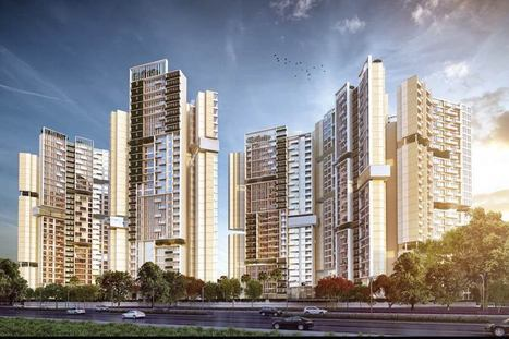 Adreno Towers: Live Life to the Fullest | Amanora Park Town | Scoop.it