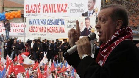 Turkey's Erdogan, fighting corruption scandal, threatens to ban Facebook | Financial Crime Report | Scoop.it