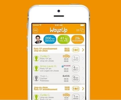 Wayz-up évalue les frais de covoiturage   Trucs, Conseils et Astuces   Scoop.it