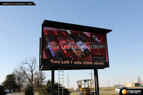 How LED Sign Gives You the Edge Against Your Competitors | Technology | Scoop.it